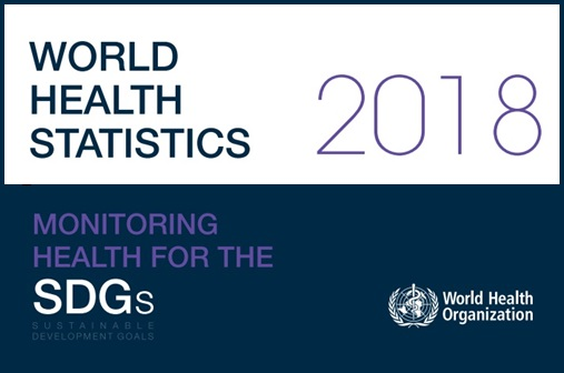 report world health statistics 2018 monitoring health for the sdgs